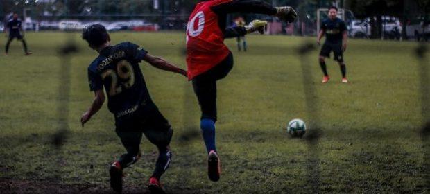 odzież treningowa dla piłkarzy