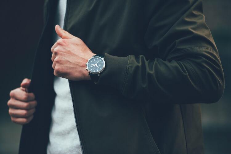 jakie rodzaje zegarków męskich
